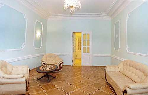 Дизайн квартиры в Санкт-Петербурге, 137 кв.м
